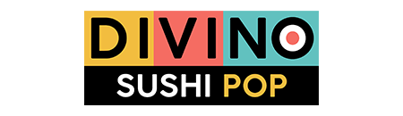 logo divino sushi pop